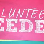 Gezocht vrijwilligers: voor 4 april