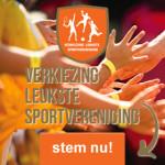 Zijn wij de leukste sportvereniging van Veenendaal?