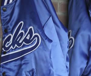 Blue Socks Baseball jas